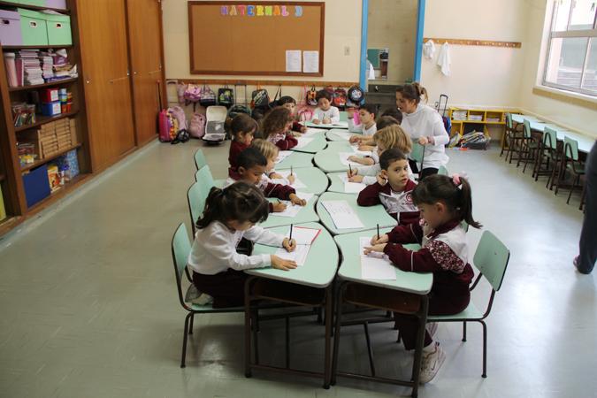 Armario Sala De Aula ~ Salas de Aula Colégio Jo u00e3o XXIII